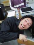 20061118_にんにく臭くて困る小林くん.JPG